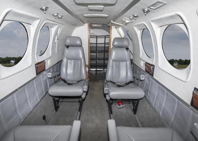 Beechcraft King Air F90