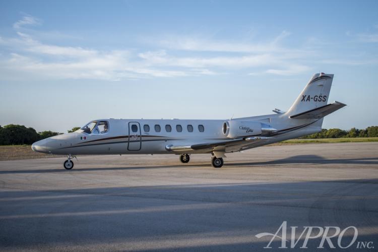 Cessna Citation Ultra
